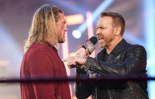 Christian Cage Makes Bold Edge AEW Claim