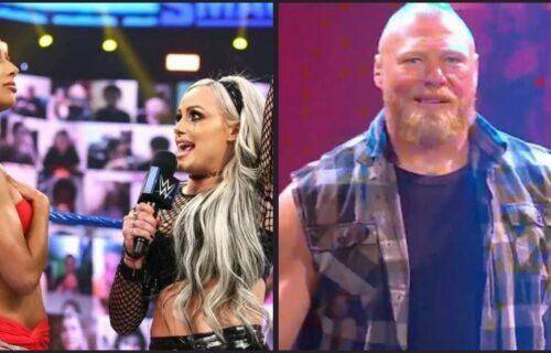 Carmella 'Furious' After Brock Lesnar Return