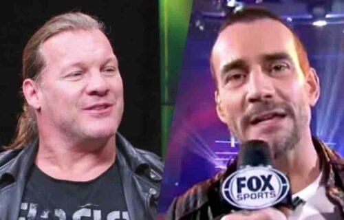 Chris Jericho 'Goes After' CM Punk's Sister