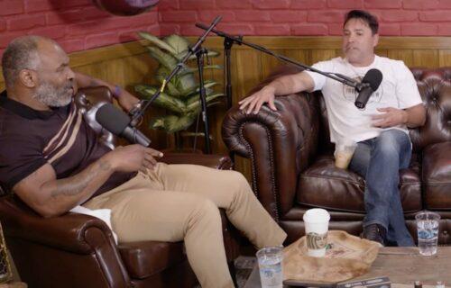 Oscar De La Hoya Reveals Drug Mike Tyson Used