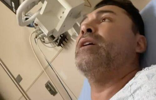 Oscar de la Hoya Caught 'Lying' About Hospitalization?