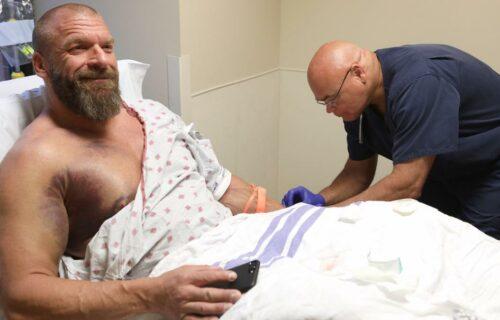 Triple H 'Concerning' Emergency Rumor Leaks