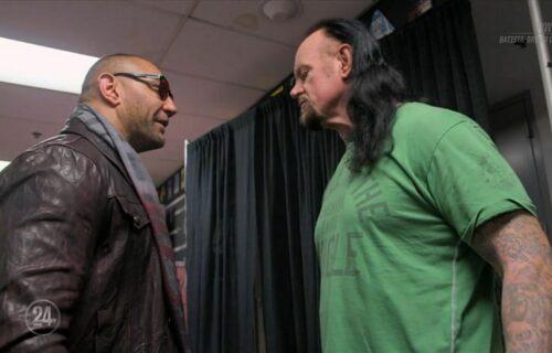 Undertaker & Batista 'Humiliated' Fired WWE Star