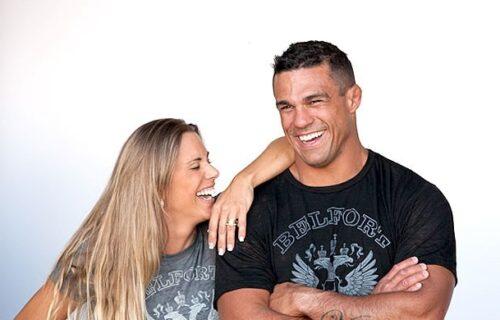 Vitor Belfort Wife Beach Swimsuit Photo Leaks
