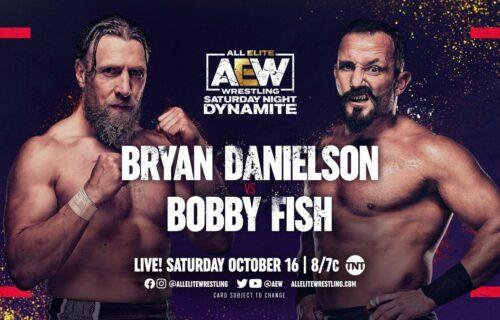 AEW Dynamite results Oct. 16: Danielson vs. Fish