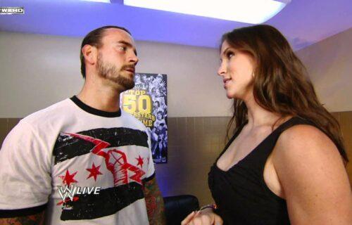 CM Punk Leaks Weird Stephanie McMahon Demand