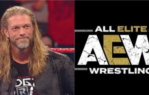 Edge Drops AEW Bombshell On Smackdown