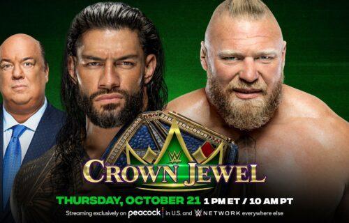 Paul Heyman Spoils Brock Lesnar vs. Roman Reigns