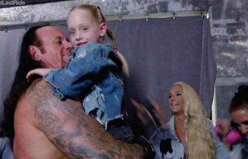 Undertaker Daughter Huge WWE Rumor Leaks